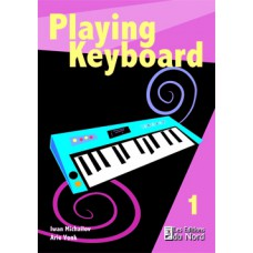 Playing Keyboard 1