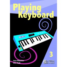 Playing Keyboard 3